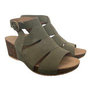 Dansko New Women's Sandal Sera Sage size 38